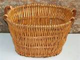 Drayton Log Basket