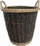 Two Tone Basket Large