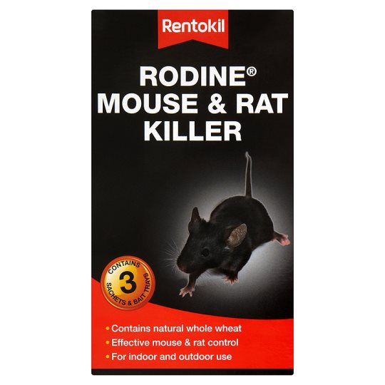Rodine Mouse & Rat Killer